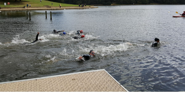 GO TRI Open Water Swimming for Absolute Beginners